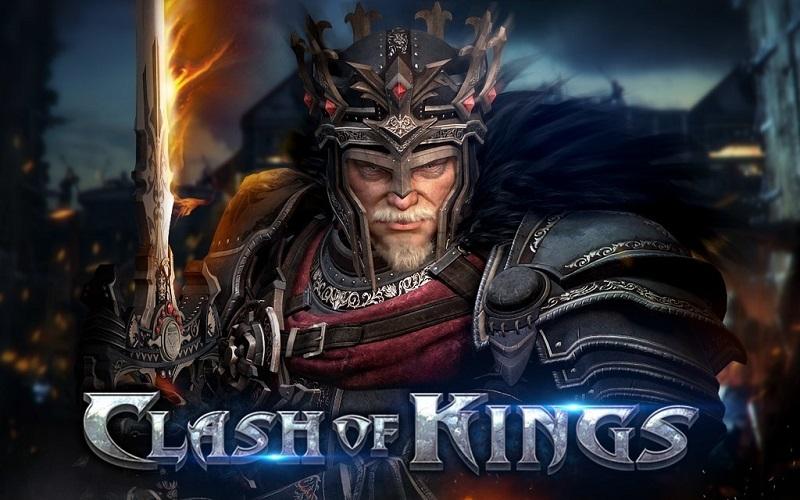 не работает clash of kings