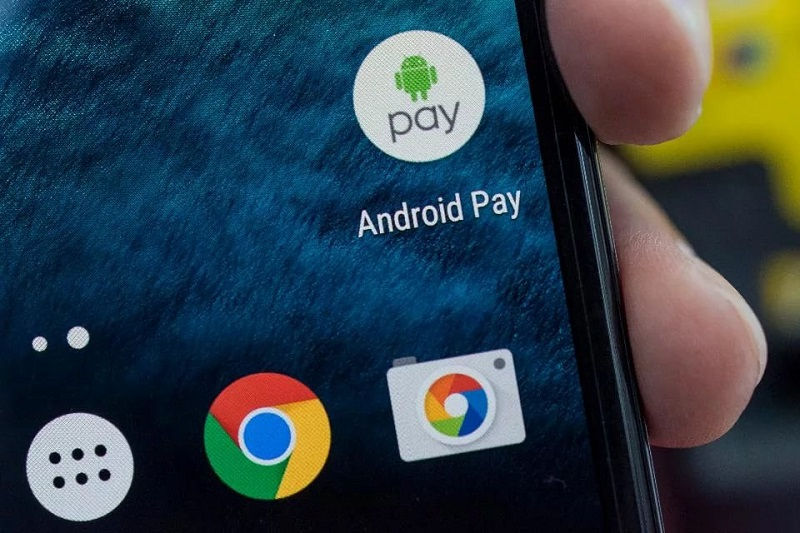 не работает android pay